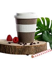 mug eco-responsable fibres de bambou