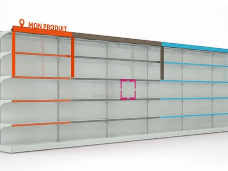 Comment augmenter la visibilité des produits sur les lieux de vente ?