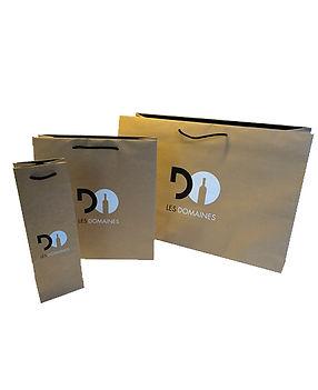 sac papier personnalisable