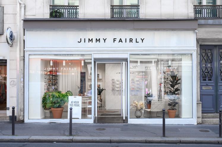 Jimmy Fairly Vaugirard
