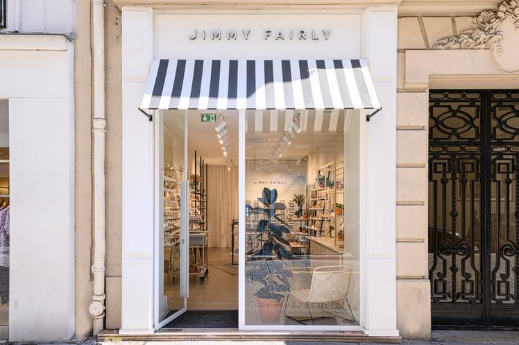 Jimmy Fairly Passy