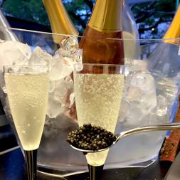 Caviale & champagne