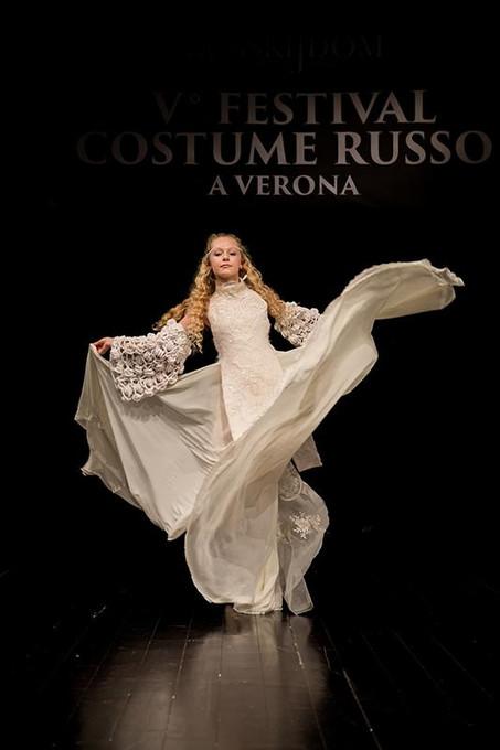Платье для Джульетты - Международный конкурс в Вероне