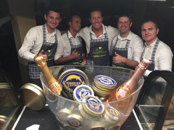 Team di Da Vittorio