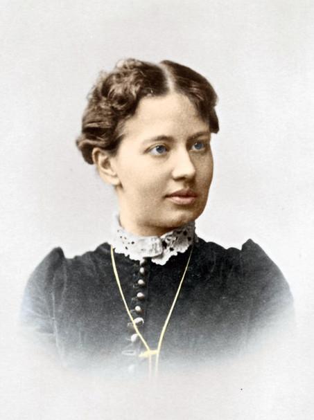 Русская женщина, покорившая Европу