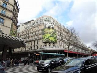2020冬・パリ便り
