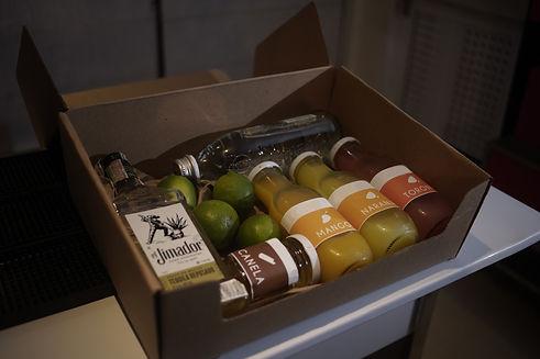 Kits de coctelería
