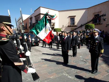 El Día de la Constitución Mexicana