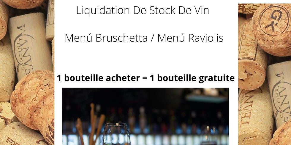 Liquidació cava de vins