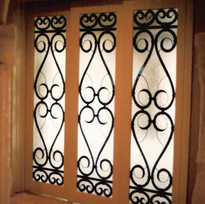 Simulated Wrought Iron