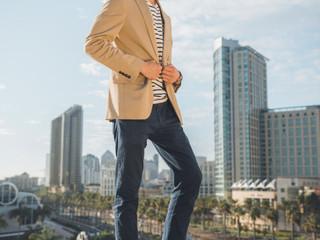 Brother Spotlight: Eric Truong & Fashion