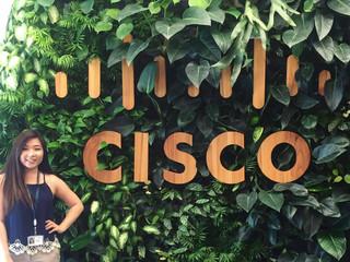 Intern Spotlight: Michelle Cang at Cisco