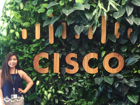 Intern Spotlight: Michelle Cang at Cisco