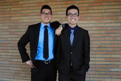 Bryan & Kevin
