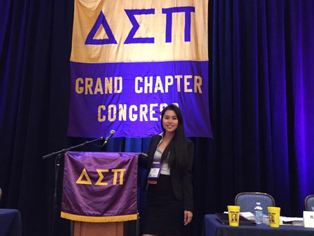Delta Sigma Pi's 50th Grand Chapter Congress