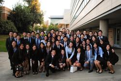 Omicron Sigma - Fall Initiation 2014