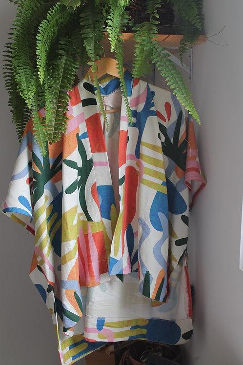 Kimono Dora Coloriu