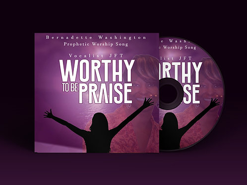 Digital Download: Worthy To Be Praise