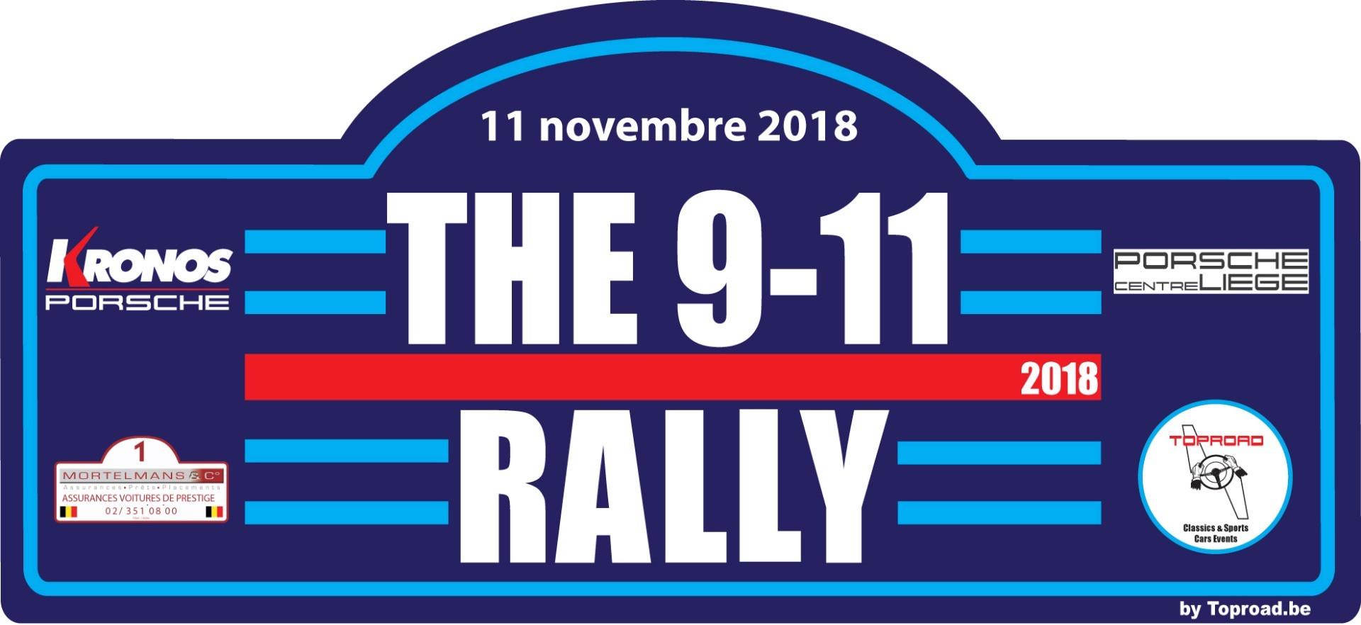 THE 9-11 RALLY 2018