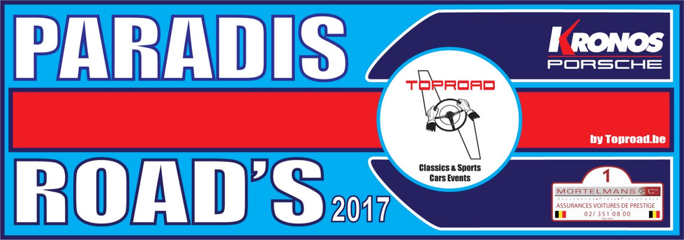 PARADIS ROAD'S 2017