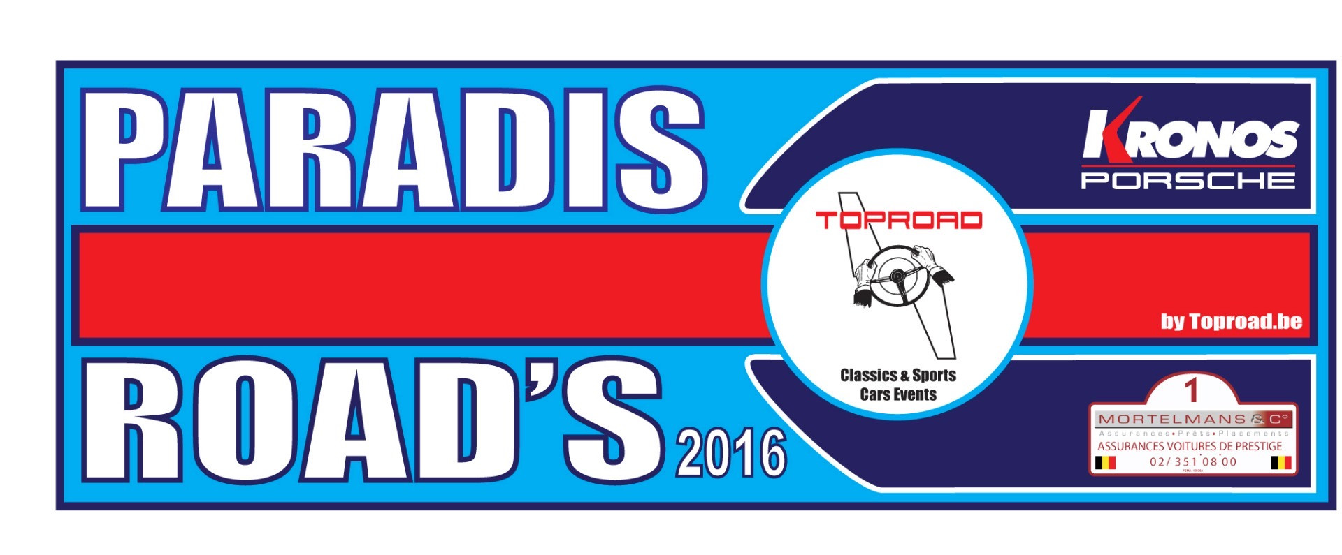 PARADIS ROAD'S 2016