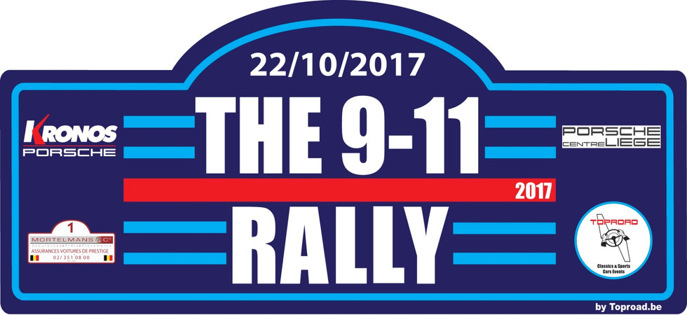 THE 9-11 RALLY 2017