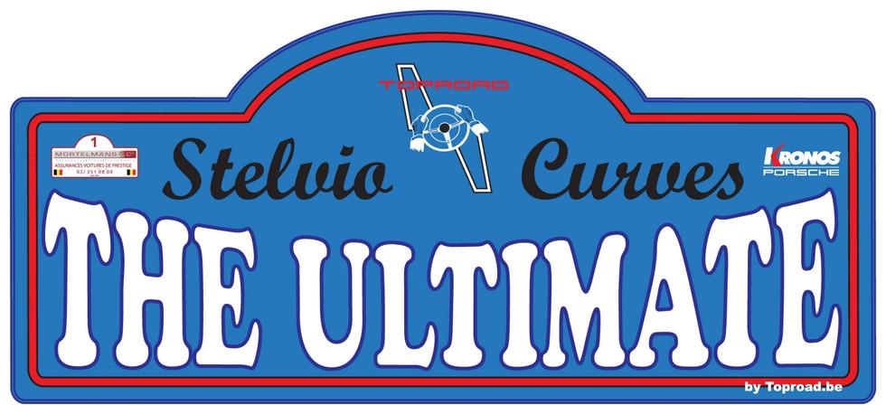 THE ULTIMATE STELVIO CURVES