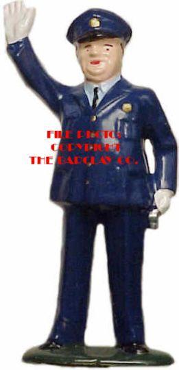 #017 - Traffic Cop