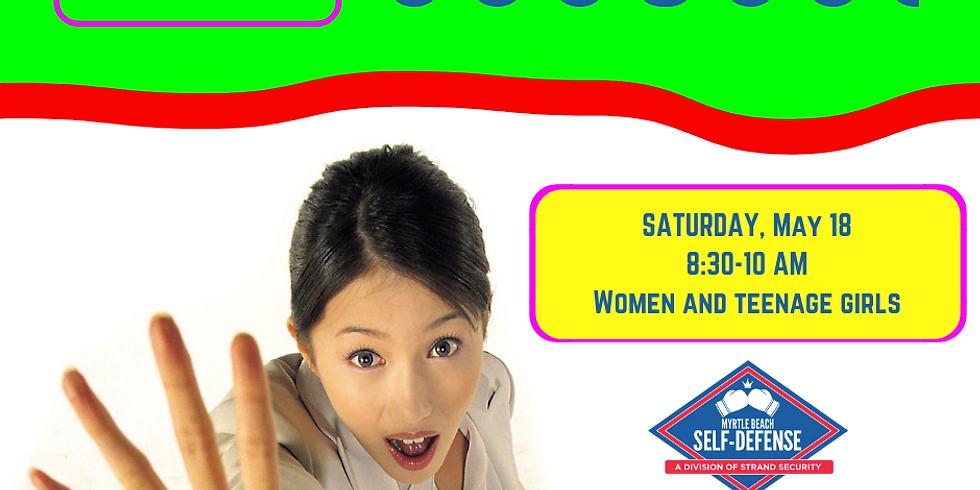 Fun Warehouse - Free Self-Defense for Women & Teen Girls