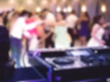 Wedding DJ hire service