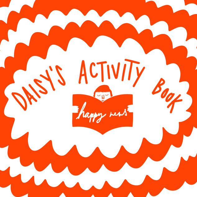 DAISY'S ACTIVITY BOOK