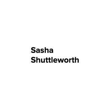 Sasha Shuttleworth