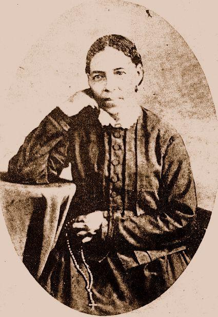 Mercedes Ruby, built St. Joseph's Catholic Church in Pensacola, FL.