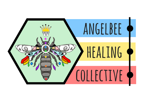 Angelbee Healing Collective Logo Final T