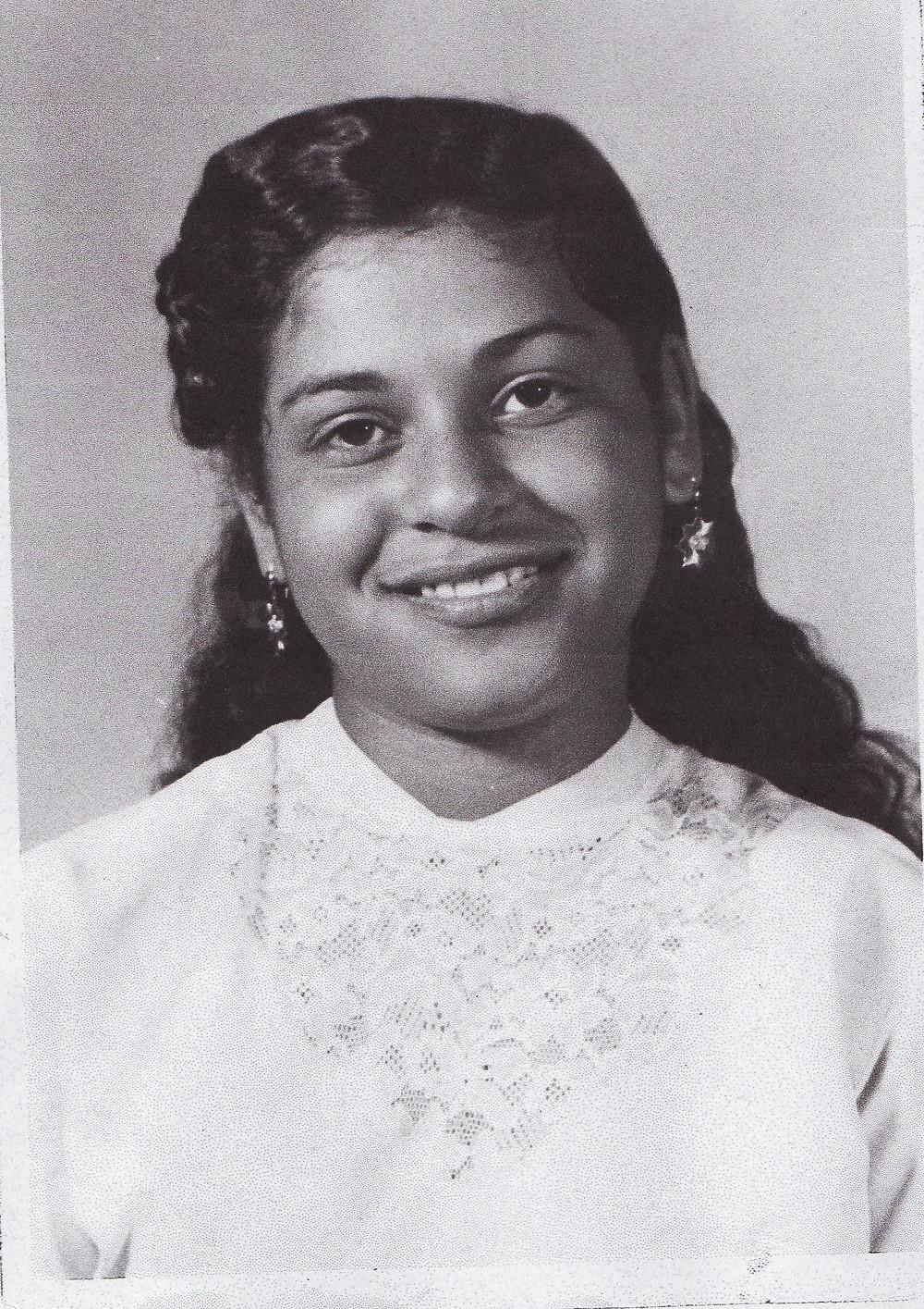 My grandmother, Seraphine O. Ferguson