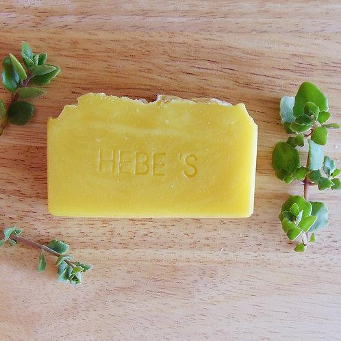 Ylang Coconut+Shea Soap | Hebe's Naturals