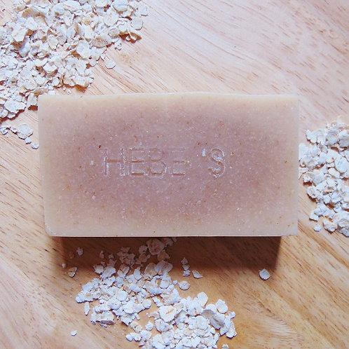 Goatmilk Coconut+Shea Soap | Hebe's Naturals
