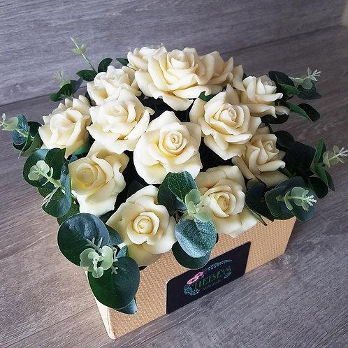 Soap roses | Hebe's Naturals