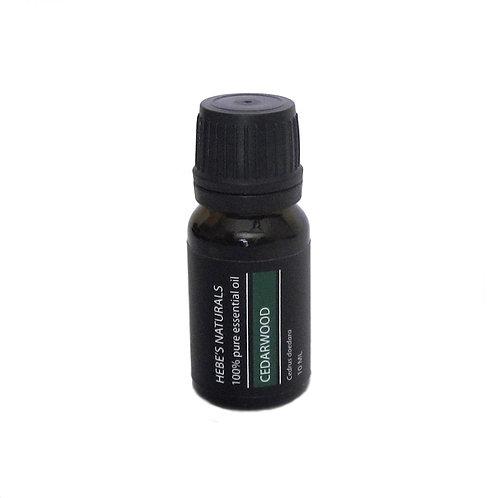 Cedar wood essential oil | Hebe's Naturals