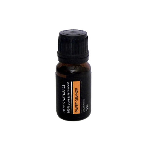 Sweet orange essential oil | Hebe's Naturals