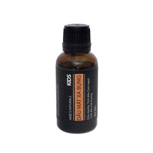 Massage Oil for kids | Hebe's Naturals