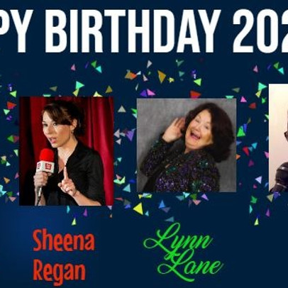Happy Birthday, 2020! Jan 3 2020