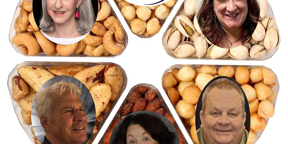 MIXED NUTS!