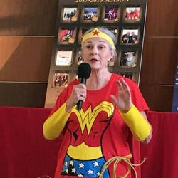 Women of Comedy Wonder Woman
