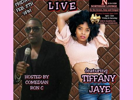 Live in Albany, GA 2.8.19