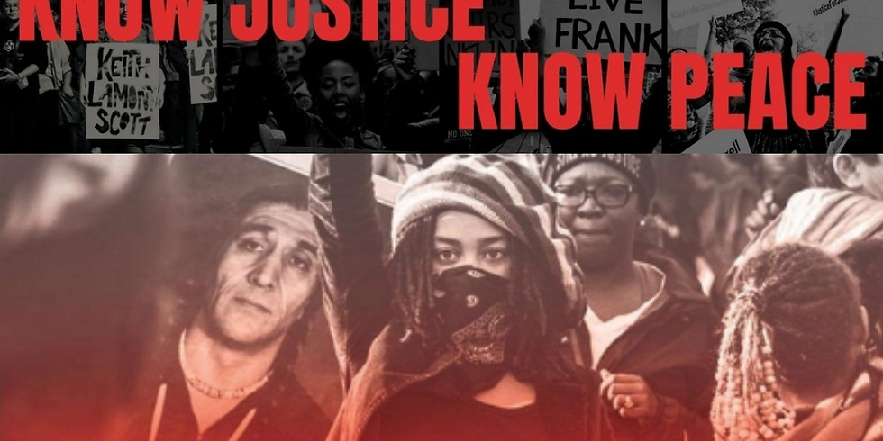 A Red Carpet Event: Know Justice Know Peace