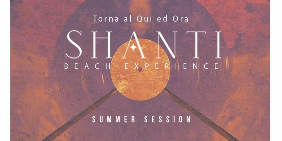 SHANTI - BEACH EXPERIENCE