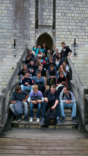 Les 3ème à la Cité Royale de Loches