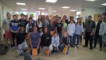 Point Information Jeunesse Nouveaux jeunes, nouveaux projets… et dans de nouveaux locaux !