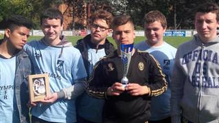Des élèves dans la course aux médailles